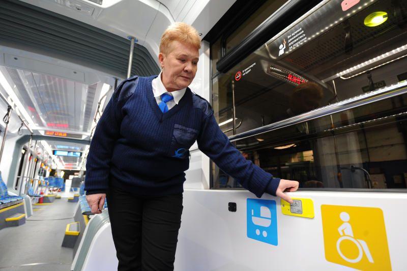 Количество трамваев «Витязь-М» на маршруте №35 увеличили