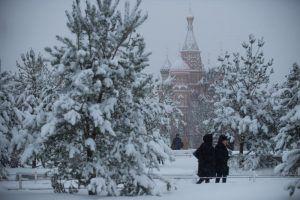 «Зарядье» назвали одним из лучших архитектурных объектов года. Фото: архив, «Вечерняя Москва»