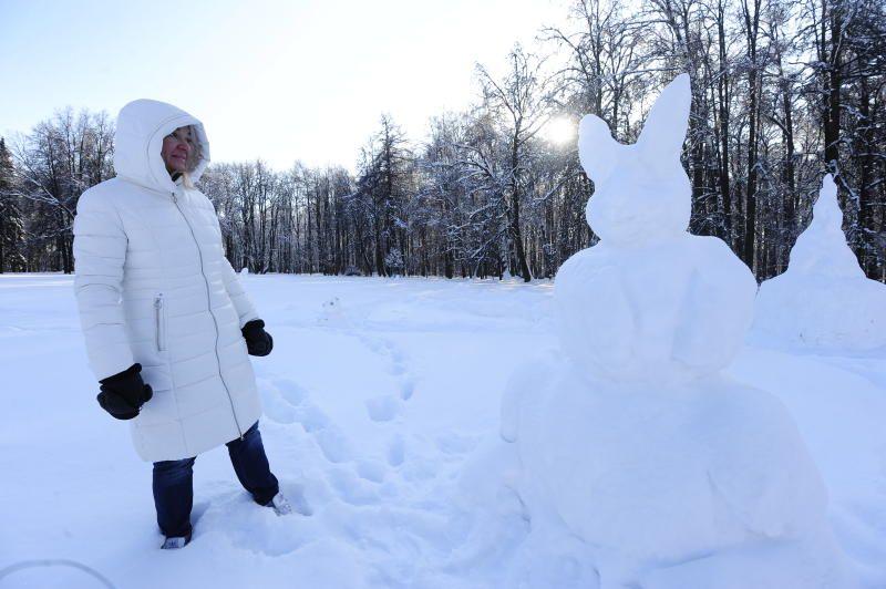 Синоптики: оттепель вМоскву придет нескоро