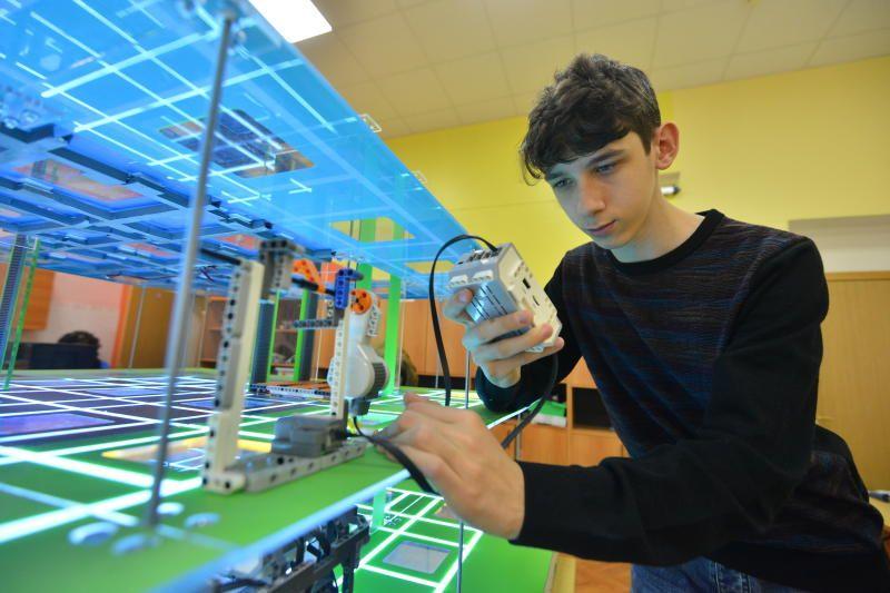 Открытые тренировки по техническим видам спорта и робототехнике пройдут в ЮАО