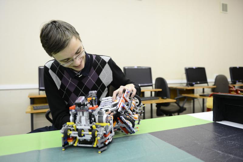 Фестиваль-конкурс по робототехнике проведут в Чертанове Северном