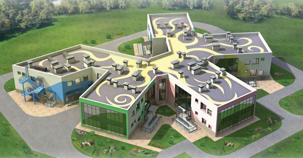 Строительство детского сада в Нагатинском Затоне планируют завершить в июне