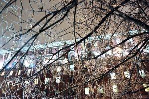 Первым «смешанные» осадки накроют Западный округ Москвы. Фото: Анна Иванцова