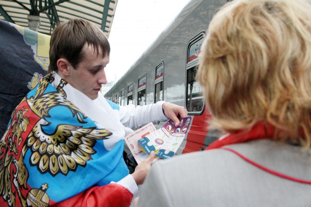 Для болельщиков матча Россия-Бразилия в Москве пустят бесплатные автобусы
