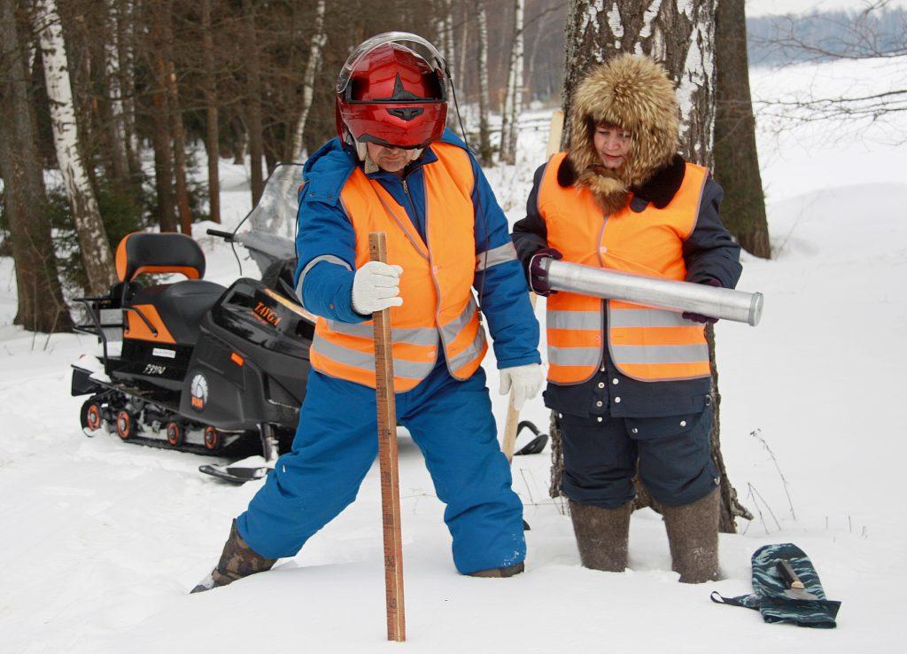Глава Гидрометцентра рассказал, когда в Москве растает снег