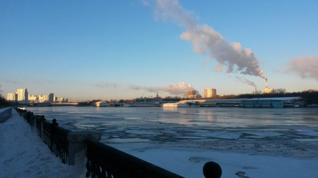 Мороз и солнце: определен первый победитель фотоконкурса «Народный корреспондент»