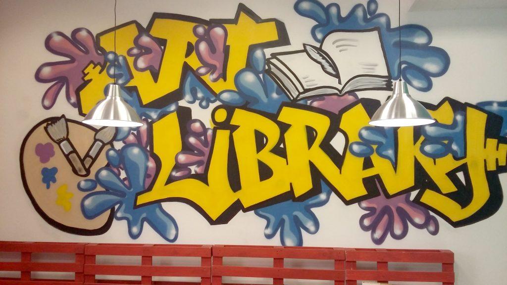 Art Library: антикафе для подростков и молодежи откроют в библиотеке № 158