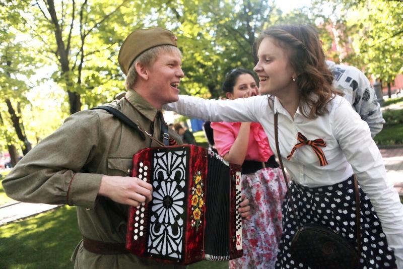 Программу празднования Дня Победы в «Садовниках» определят москвичи