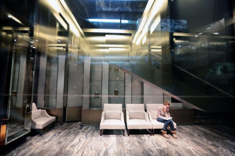 Бизнес-центр открылся на территории ЗИЛа