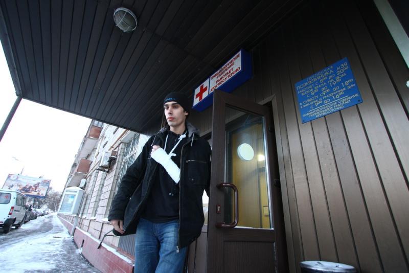 Травмпункт в Бирюлеве Восточном оборудуют для маломобильных граждан