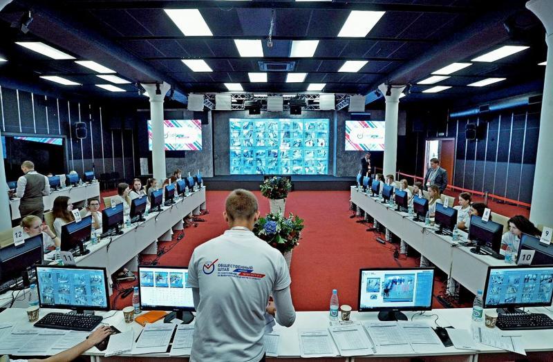 А.Венедиктов: Выборы в Москве прошли удачно