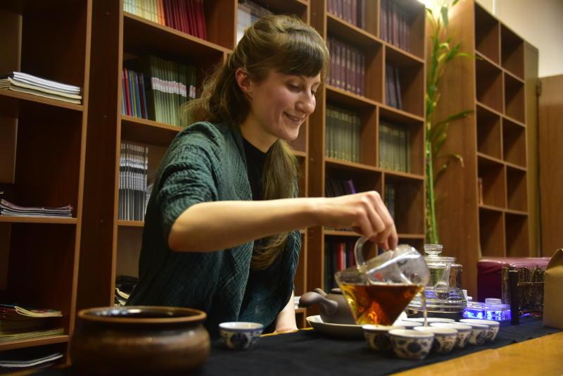 Музей-заповедник «Коломенское» приглашает горожан на дегустацию китайских чаев