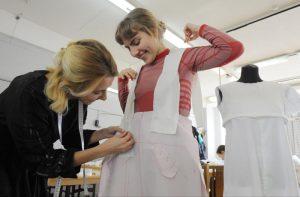Новая встреча на экспозиции «Дачное Царицыно» — подарок всем, кто любит рукоделие. Фото: Александр Кожохин, «Вечерняя Москва»