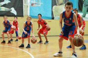 На юге Москвы пройдет финал городского Первенства по баскетболу среди школьных команд. Фото: Наталия Нечаева, «Вечерняя Москва»