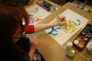 Творческие занятия проведут в Техникуме имени Красина. Фото: Антон Гердо, «Вечерняя Москва»