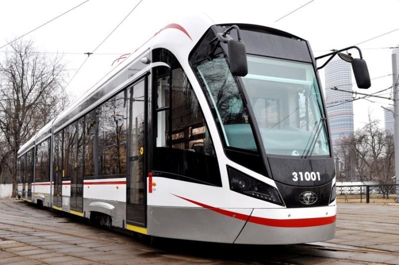 Свыше 50 тысяч пассажиров перевозят трамваи «Витязь-М» на маршрутах №24 и №35 в будни
