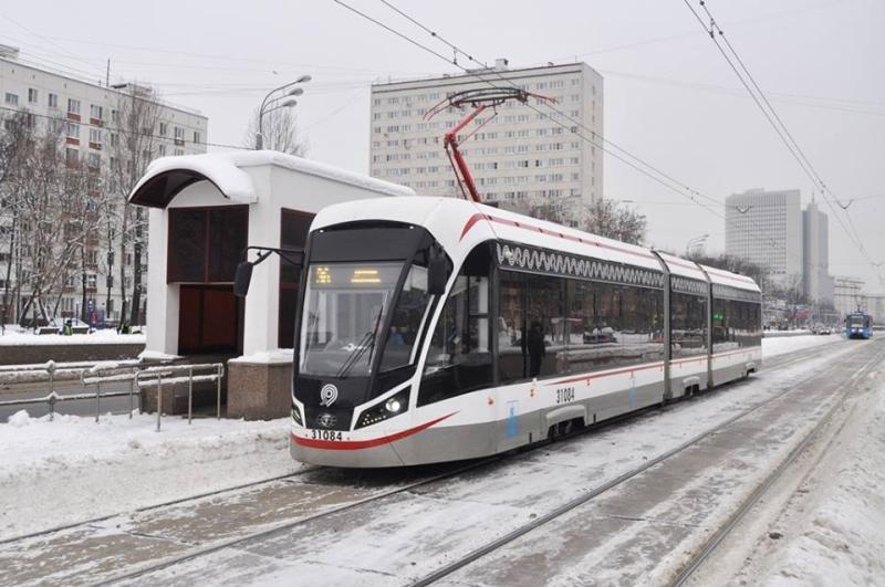 Беcтурникетный режим введут на трех трамвайных маршрутах ЮАО