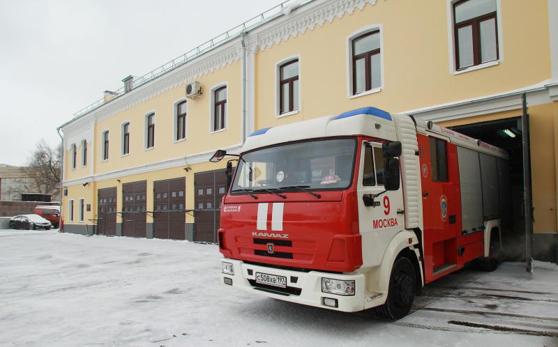 На юго-западе Москвы опровергли информацию о задымлении торгового центра