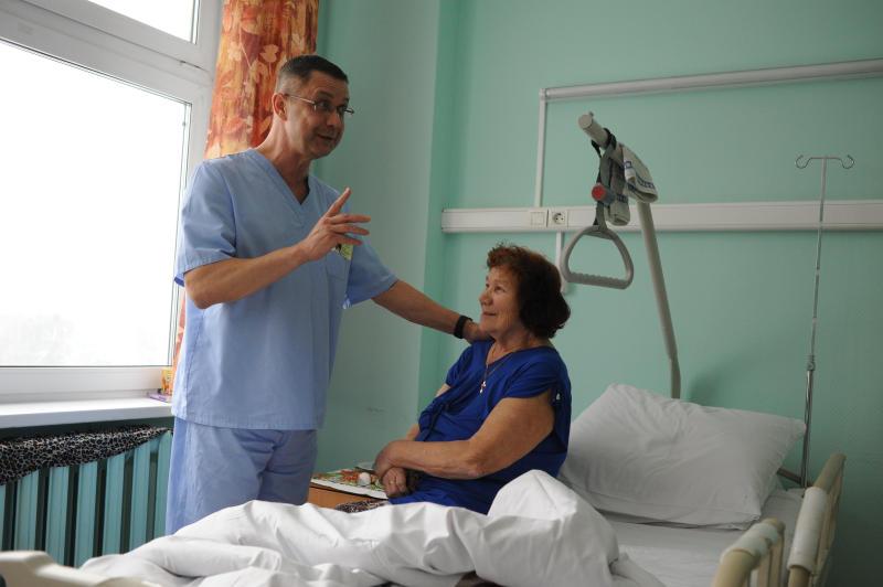 Социальный центр святителя Тихона ищет добровольцев для ухода за тяжелобольными людьми