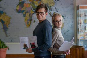 Ученический совет школы №979 победил в городском конкурсе «Модель для сборки». Фото: архив, «Вечерняя Москва»