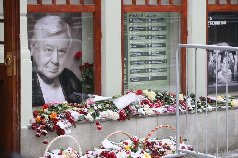 Вечер памяти Олега Табакова пройдет в библиотеке №162