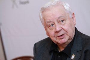 Напомним, Олег Табаков ушел из жизни 12 марта в столице после продолжительной болезни. Фото: Наталия Нечаева, «Вечерняя Москва»