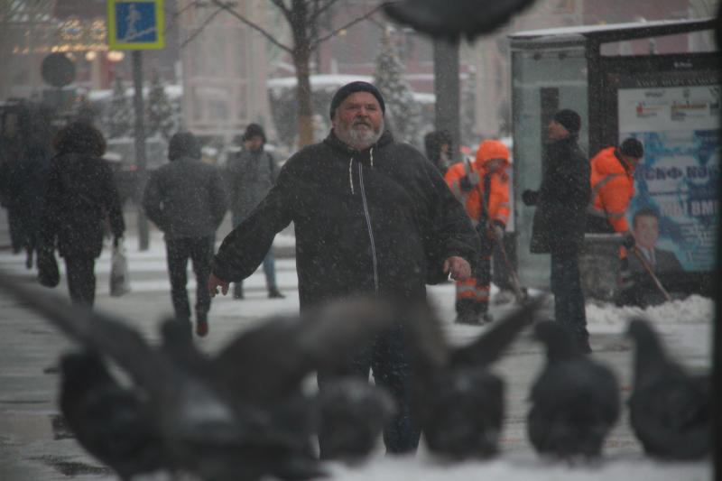 Москвичей ожидает облачная погода 10 марта