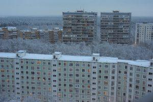 Зима задержится в Московском регионе еще на месяц. Фото: Александр Кожохин, «Вечерняя Москва»