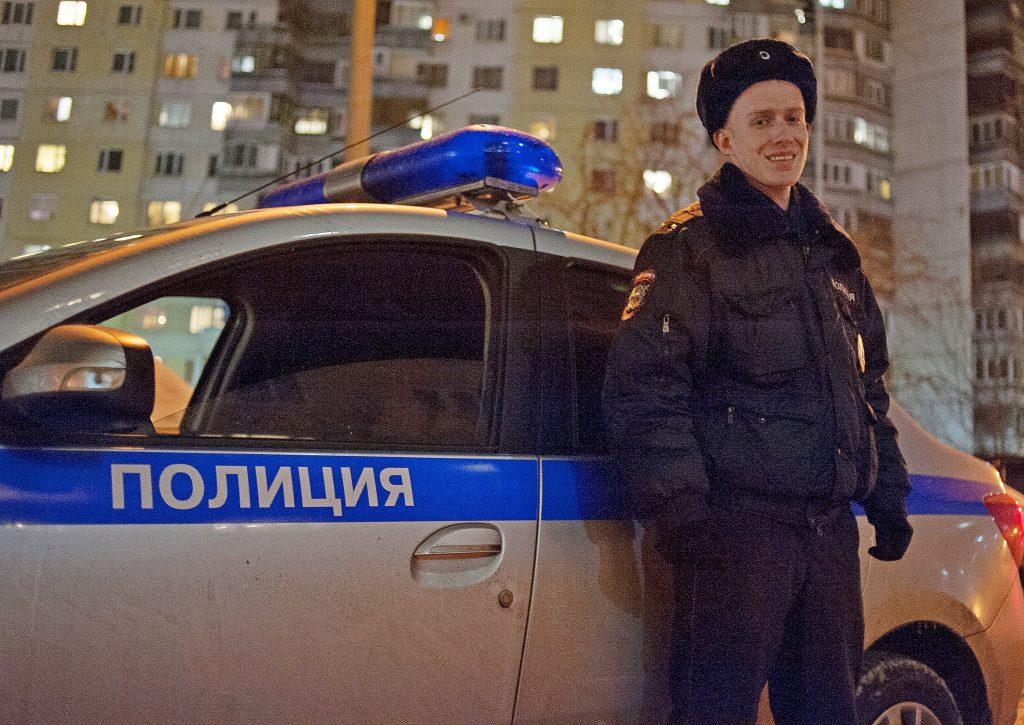 Тысячи полицейских обеспечат безопасность москвичей на Пасху