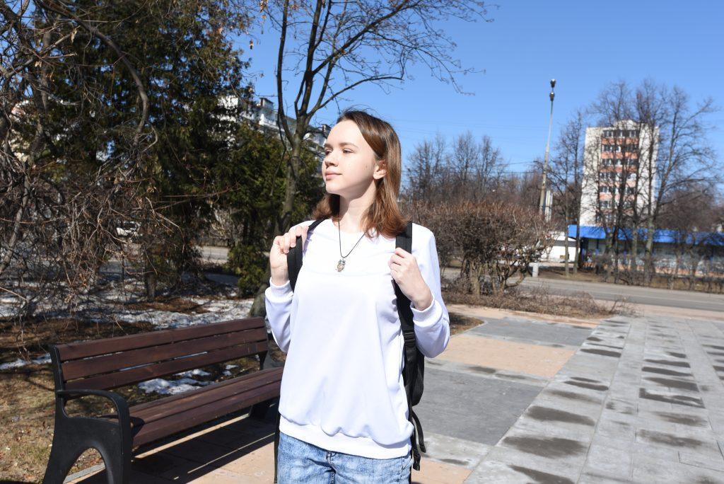 9 апреля 2018 года. Анастасия Волков. Фото: Пелагия Замятина