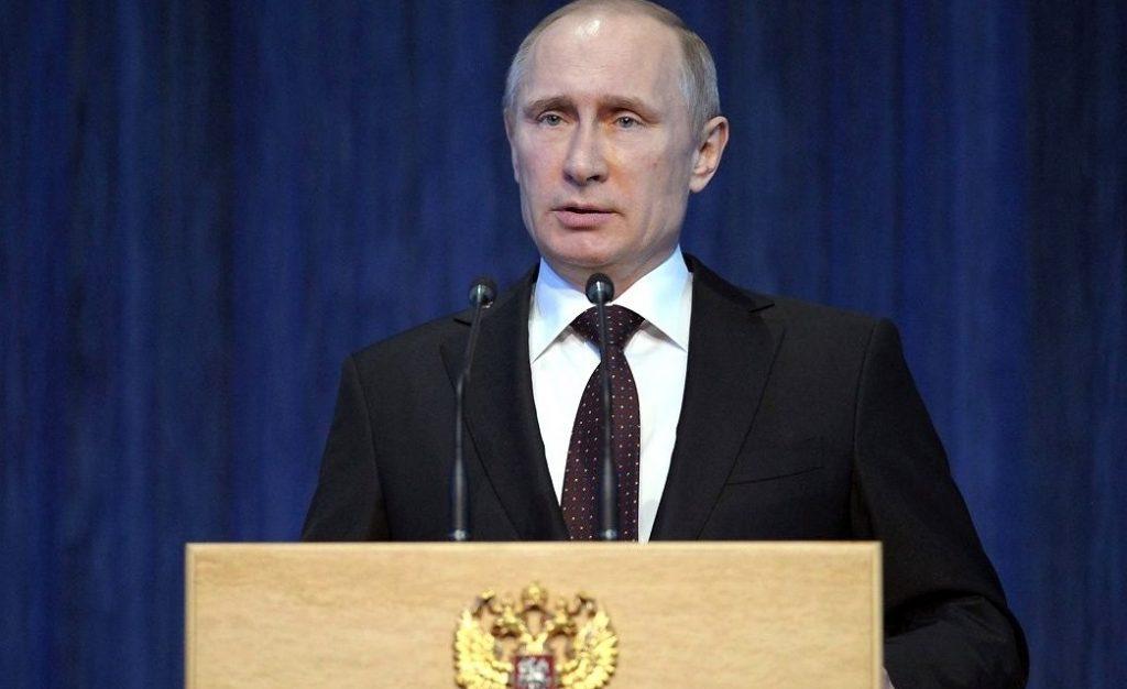 Владимир Путин: Россия испытает новую сверхтяжелую ракету через 10 лет