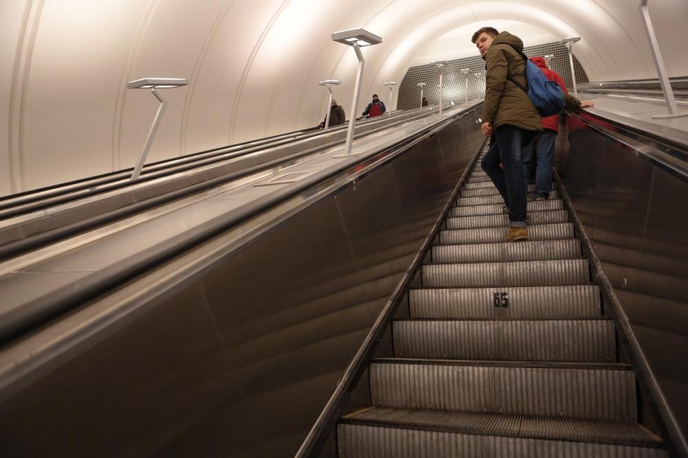 Московское метро изменит режим работы трех станций