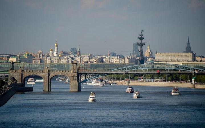 Музей столицы откроет летние речные туры