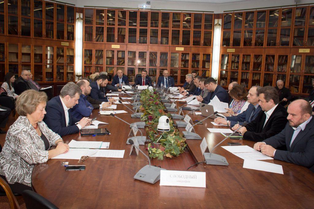 Мероприятие собрало большой круг экспертов. Фото предоставлено пресс-службой Анатолия Выборного