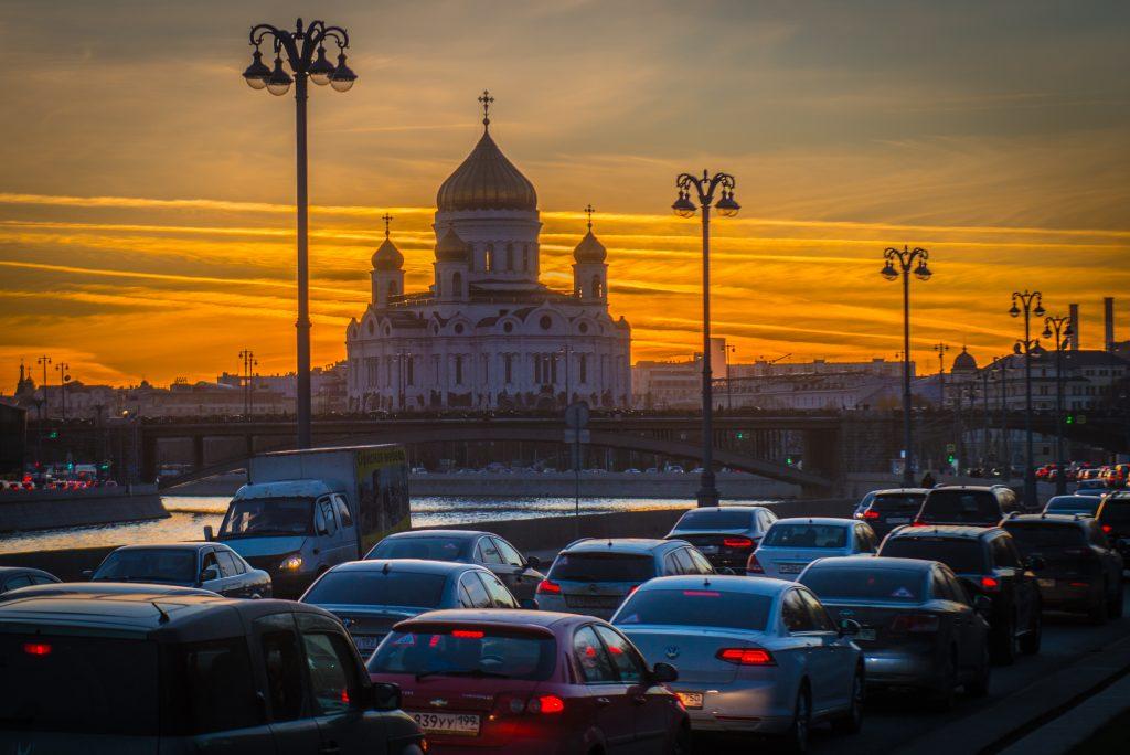 Погода на Пасху в Москве: тепло и ветер