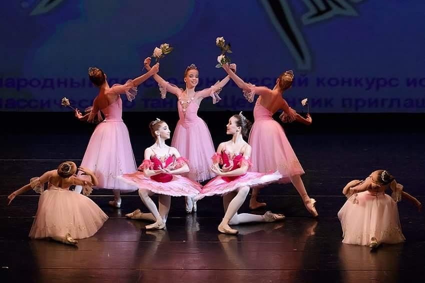Школа «Армида» завоевала шесть призовых мест на международном конкурсе