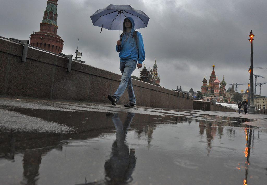 """Тайм-аут"" погода возьмет лишь в пятницу. Фото: Александр Кожохин"