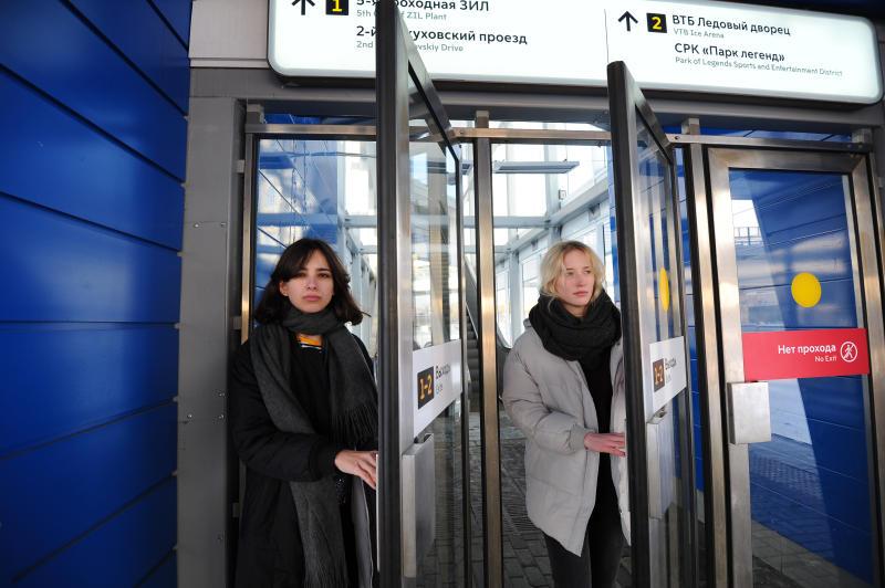 Генеральную уборку станций МЦК проведут до конца апреля