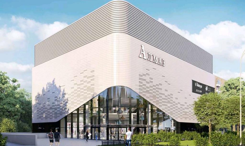 Стеклянный корабль: как будет выглядеть кинотеатр «Алмаз» после реконструкции