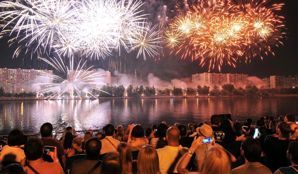 Международный фестиваль фейерверков в Братееве посвятят благотворительности