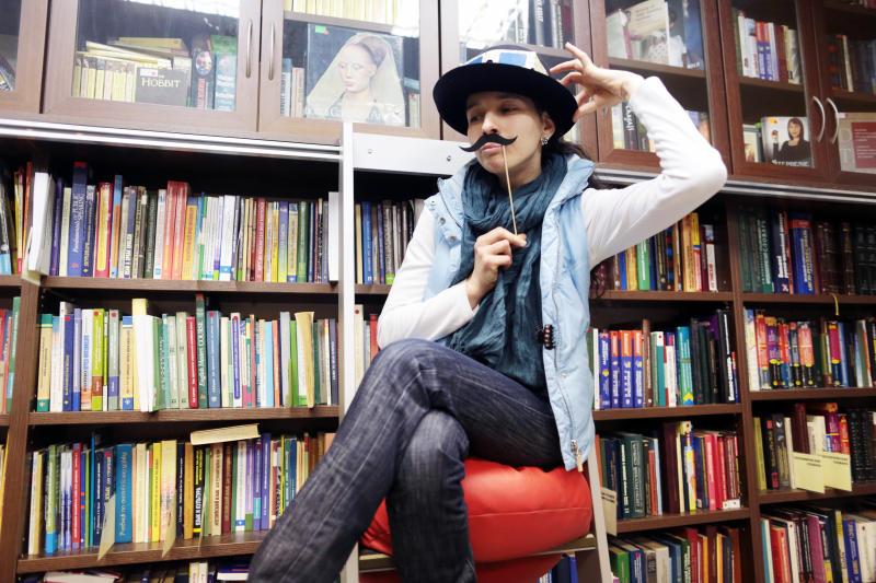 Все библиотеки Москвы впервые примут участие в акции Библионочь». Фото: архив, «Вечерняя Москва»