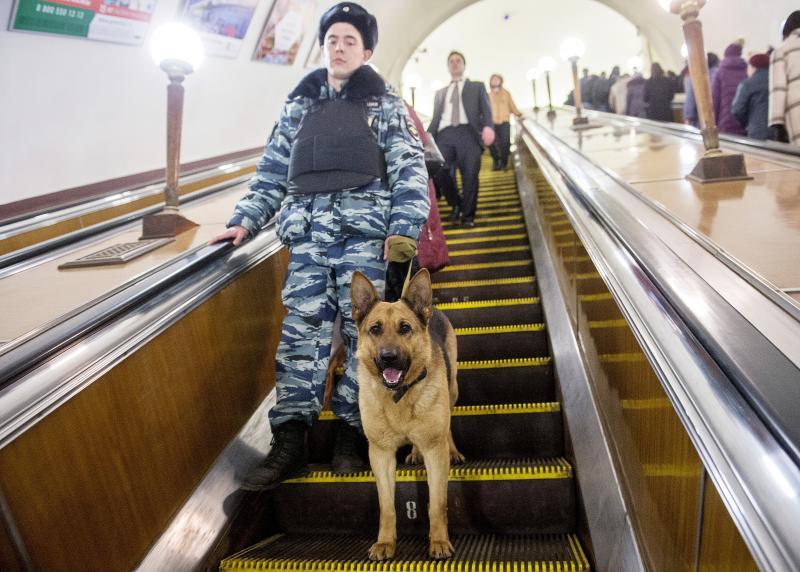 Меры безопасности на Пасху усилят в метро и на МЦК