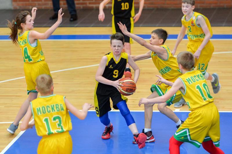 В столице пройдут городские соревнования «Школа мяча».Фото: архив, «Вечерняя Москва»