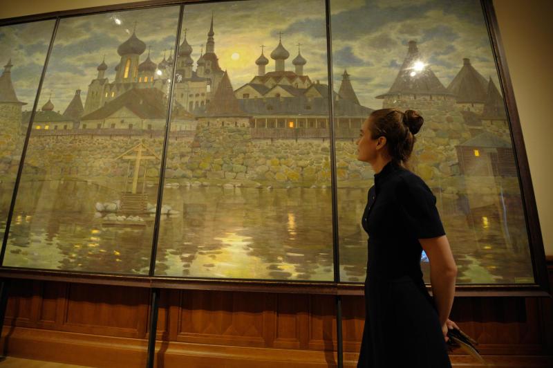 10 объектов культуры появятся в Москве до конца года. Фото: Пелагия Замятина, «Вечерняя Москва»