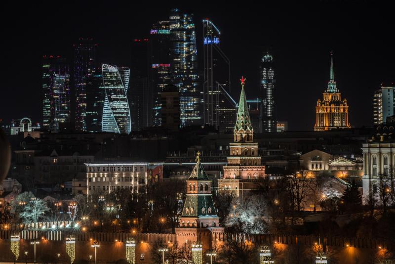 Синоптики пообещали жителям Москвы  ясную и теплую пасхальную ночь