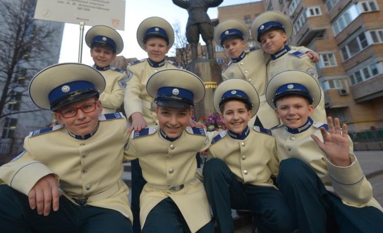 Ученики кадетской школы №1770 примут участие в акции «День призывника»