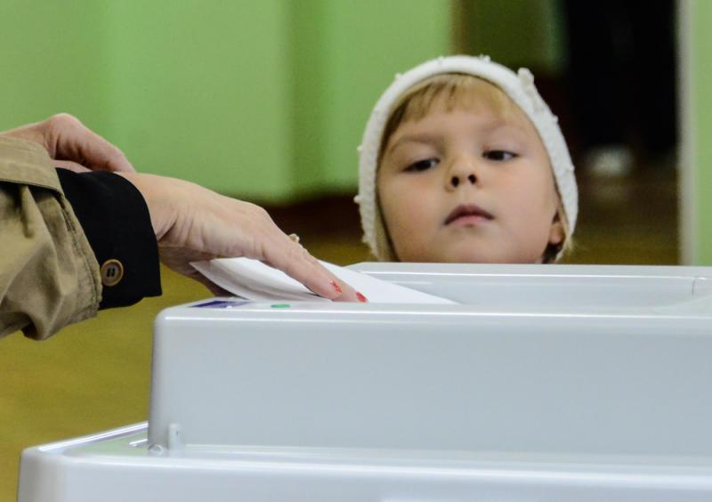 Число необходимых для регистрации кандидата в мэры Москвы подписей снижено вдвое