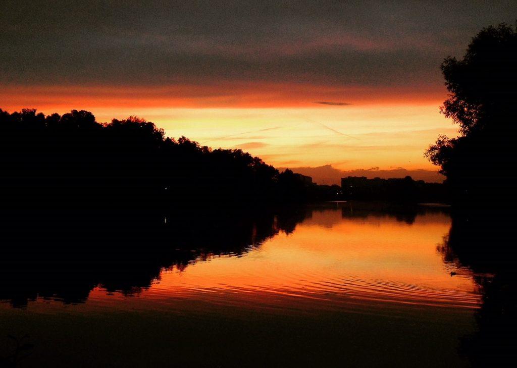 Удивительные закаты ЮГа: определен второй победитель фотоконкурса