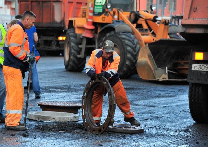 Стартовали работы по капитальному ремонту Братеевского моста