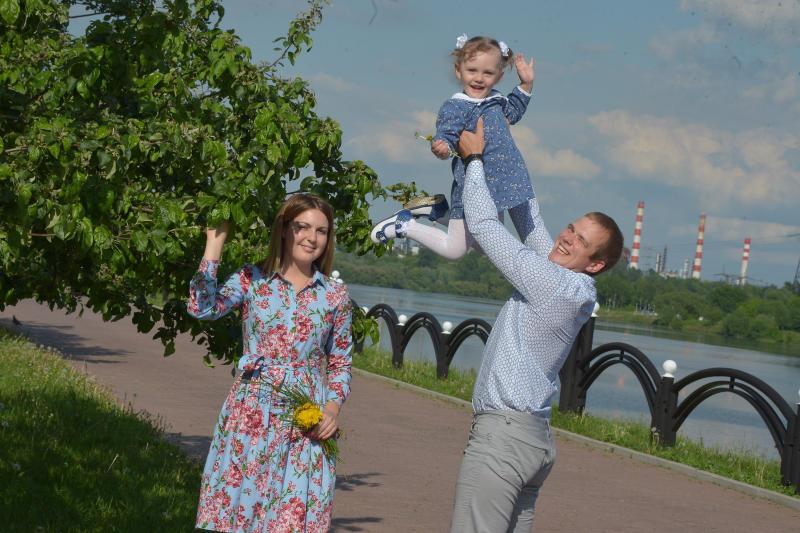 Солнечная погода ожидает москвичей в пятницу
